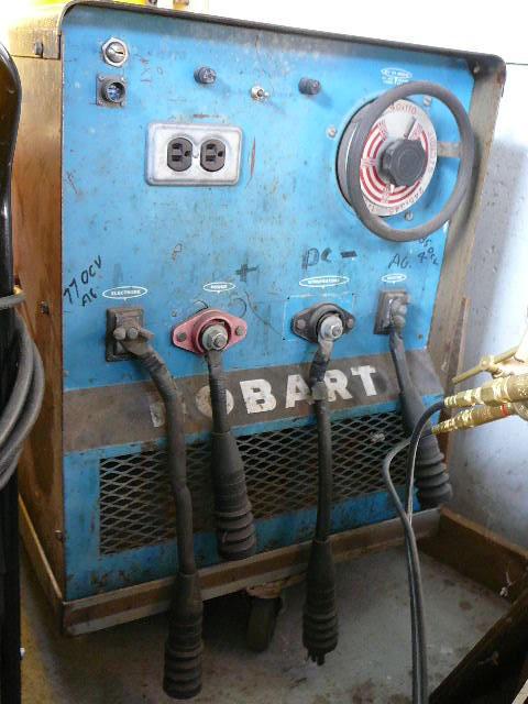 Старый полуавтомат